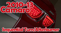 2010-12 Camaro LED Tail Lights